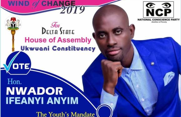 NCP Delta Assembly Candidate, Ifeanyi Nwador Unveils Plans To Transform Ukwuani LGA