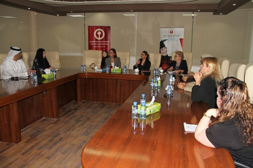 Education: AURAK Hosts the Canadian Embassy On Partnership