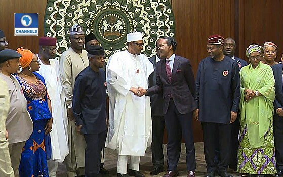 Minimum Wage: Buhari Inaugurates Advisory Committee, Appoints Rewane As Chair