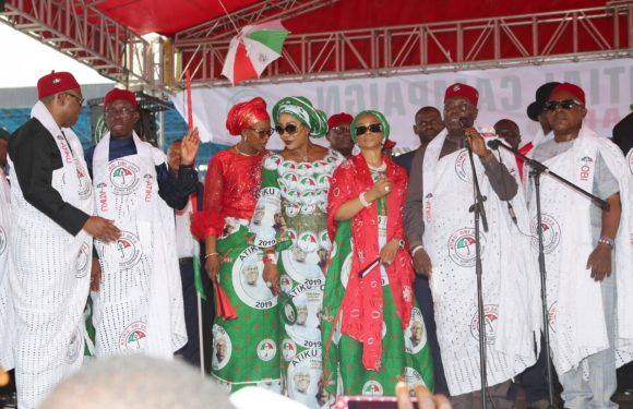 We Will Reactivate All The Sea Ports In Delta – Atiku … Says Okowa Has Given Boost To PDP Through Project Delivery