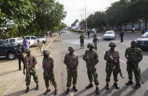 READ HOW ELECTORATES WERE DISENFRANCHISED BY SOLDIERS IN DELTA
