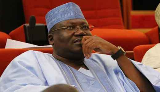 SENATE LEADERSHIP: SPEAKING FOR AHMED LAWAN