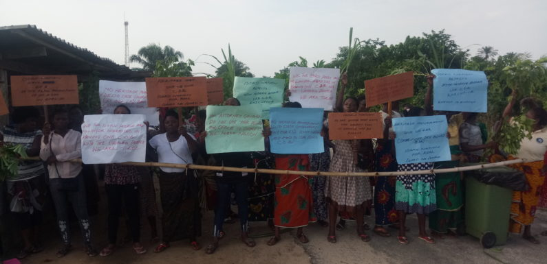 WE NEED EQUITY, JUSTICE, FAIRNESS – Isoko OML 30 Cluster women cry out, Demands own CDB and GMoU from Heritage oil Firm