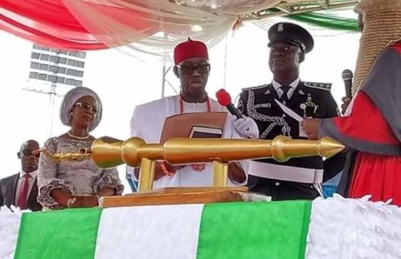DELTA: IKPIDE–IRRI COMMUNITY CELEBRATES OKOWA'S 2ND-TERM INAUGURATION