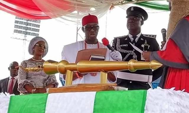 Inauguration: Gov. Okowa Gears Up To Build Stronger Delta **As Bashorun Askia Hails Deltans For Standing Firm