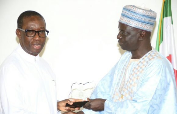 Gov. Okowa Wants FG To Implement NIPSS Reports For States, LGs Development