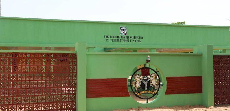 Boko Haram: VSF spends N1.45 billion on public buildings in Yobe