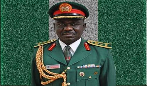 PRESS RELEASE: Buratai Visits Amour Corps' School, Inspects Military Hardware, Projects