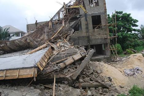 10 Trapped, Two Survived In Onitsha Building Collapse