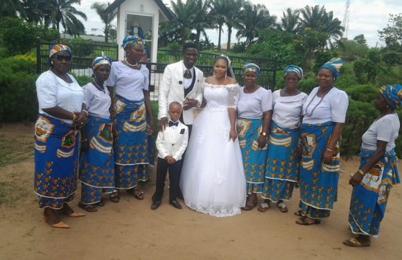 Wedding Glitz, Glamour In Ozoro
