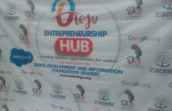 Oleju Entrepreneurship Hub (NGO) Commissioned In Sapele