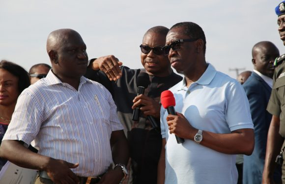We Will Embark On More Drainage Projects –Gov.  Okowa Assures Deltans