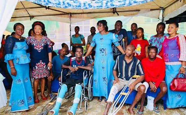 O5 Initiative Commemorates World Charity Day **Rescue 23 Patients With N5.9M At FMC