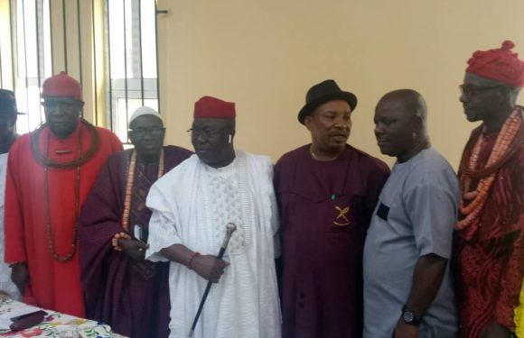 DESOPADEC TOWN HALL MEETING: Askia Assures Host Communities Of Legacy Projects **As Isoko Nation Make Demands