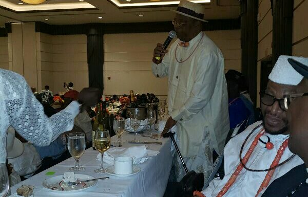 AMORI IN AMERICA: COMMENDS URHOBOS IN DIASPORA **SAYS URHOBO NATION MUST UNITE MORE THAN EVER FOR 2023