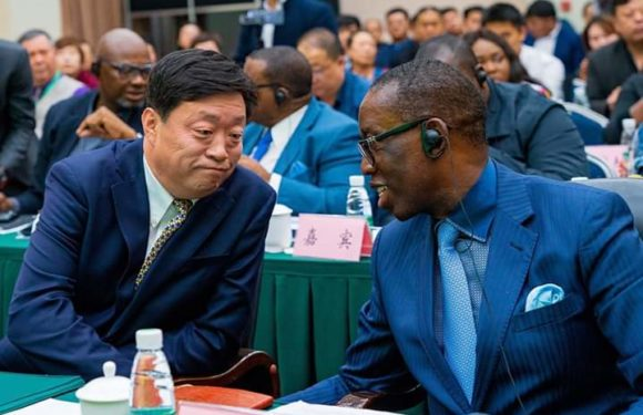 Kwale Industrial Park: When Okowa Wooed Chinese Investors