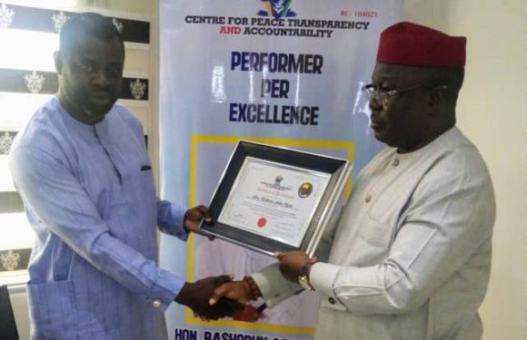 CIVIL SOCIETY GROUPS HONOUR BASHORUN ASKIA AS PROVEN STRATEGIST, AMBASSADOR OF GOOD LEADERSHIP