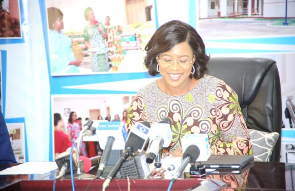 Delta First Lady Debunks Claim Of Foreign Financial Aid To Pet Project **See Dame Okowa's Press Conference Speech