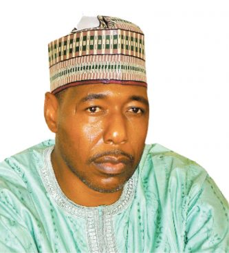 Borno Gov. Umara Vows To Ignore Expenditure Outside N146.8Bn 2020 Budget