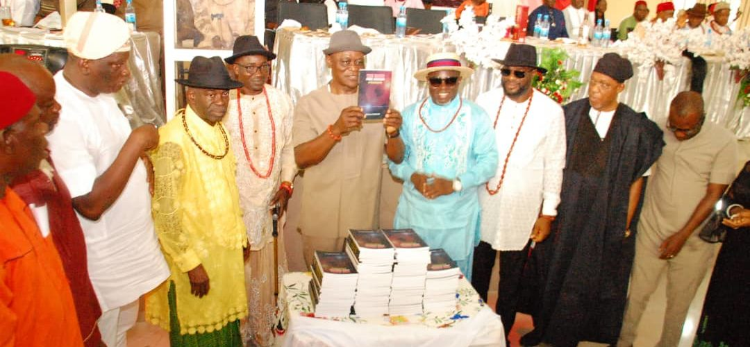 Muoboghare, Eta, Onowakpor, Afahokor, Others Attend Book Launch On Isoko Ethnic Nationality