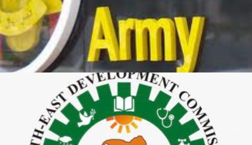 NORTH EAST DEVT COMMISSION TO PARTNER NIG ARMY TO REPAIR DESTROYED FACILITIES IN THE NORTH-EAST