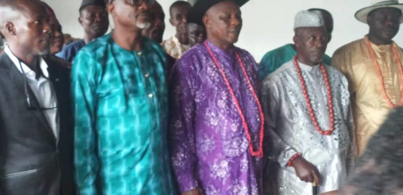 Evwreni Clan Leadership: Stakeholders Resolve To Back Adjogbe