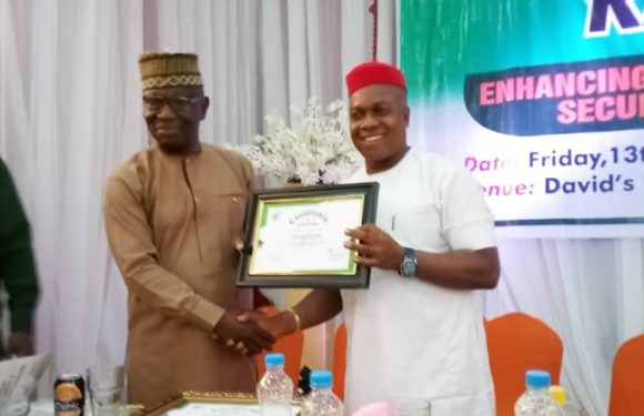 2019 Delta NUJ Press Week: Comrade Biose Bags Peace Award