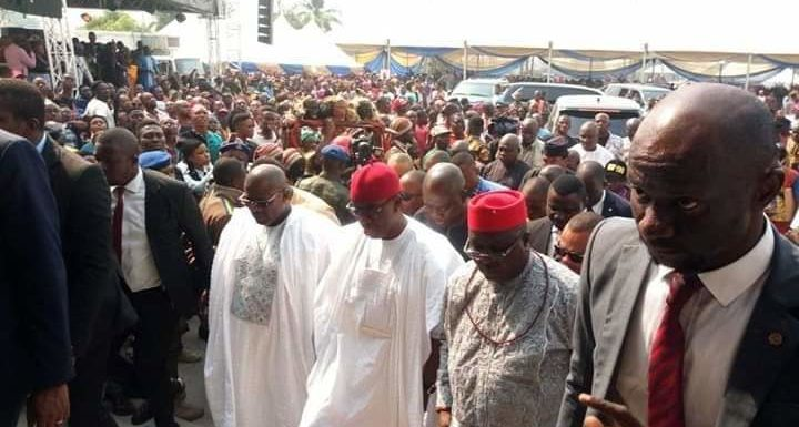 """""""I Will Not Fail Our Good People Of Delta State"""" –Bashorun Askia Pledges At Thanksgiving"""