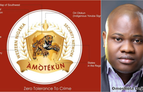 The Politics Of Amotekun Creation And Attempted Outlaw