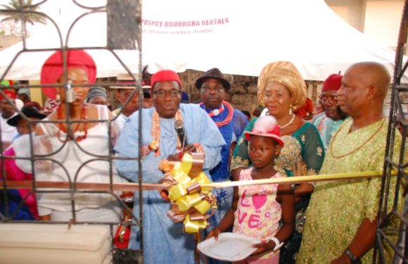 OLEH MONARCH COMMISSIONS HOTEL DE PEARL AT OKPAVIE COMMUNITY