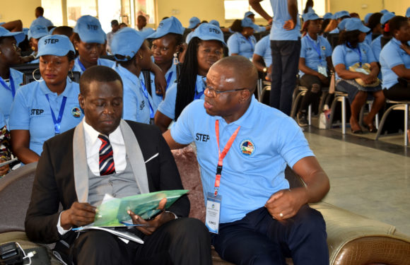 Delta Govt Organises Orientation Workshop for 2019/2020 Cycle STEP Trainees