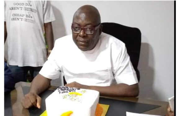 Ofou Revealed: As Veteran Journalist Receives Encomiums On Birthday