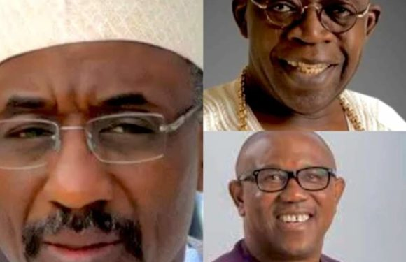 BETWEEN SANUSI, TINUBU AND PETER OBI:  A KITCHEN ARGUMENT