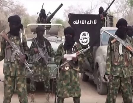 Suspected Boko Haram Shoot Down Helicopter, Kills 5 In Borno