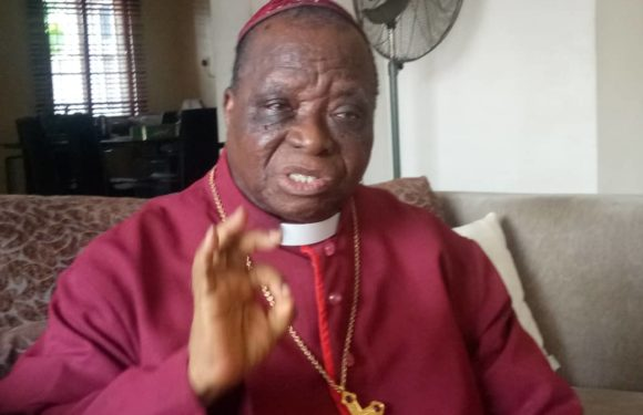 COVID-19 LOCKDOWN: ARCHBISHOP APENA URGES CHRISTIANS TO PRAY FOR  NATION