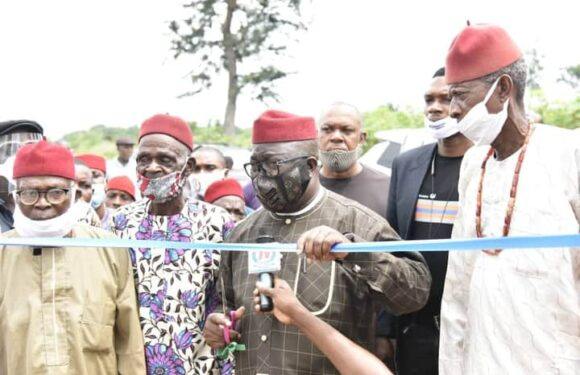DESOPADEC 1st Anniversary: Bashorun Askia Urges Protection Of Executed Projects