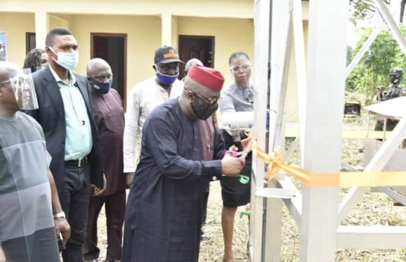 Encomiums Pour In As Bashorun Askia Led DESOPADEC Unveils More Projects In Delta