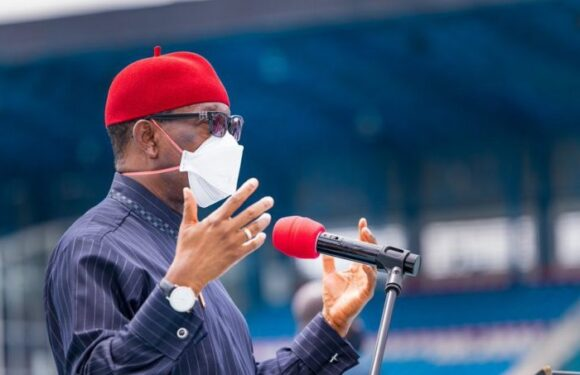BREAKING>> New Wave Of COVID-19: Gov Okowa Orders Partial Lockdown In Delta