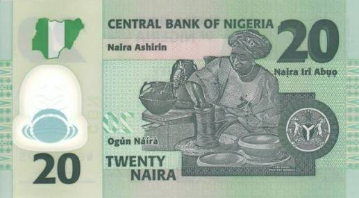What You Must Know About Woman On N20 Naira Note