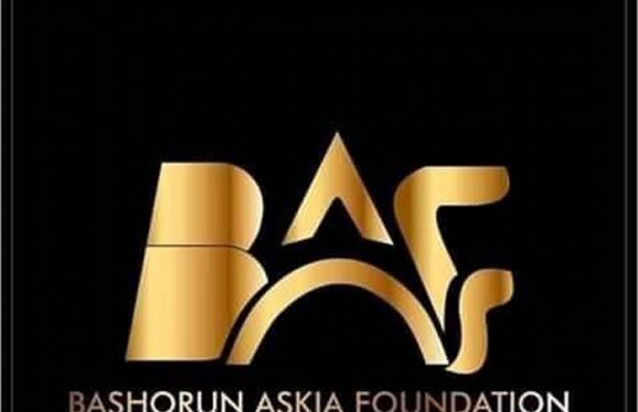 BASHORUN ASKIA FOUNDATION: PARAGON OF LOVE TO THE NEEDY