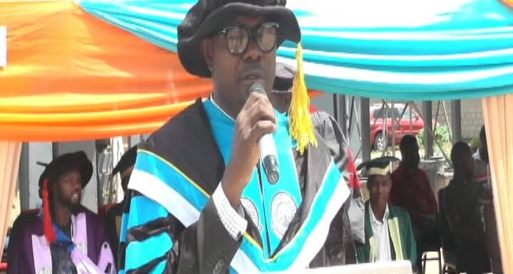 BELLARKS POLYTECHNIC STUDENTS URGED TO ACQUIRE SKILLS FOR SELF RELIANCE