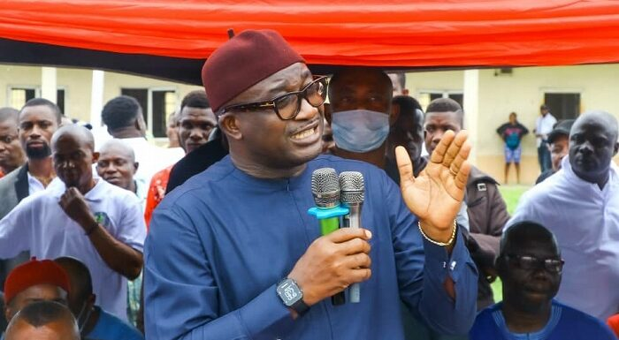 Get Involved In Political Process, Gov Okowa Tells Delta Youths