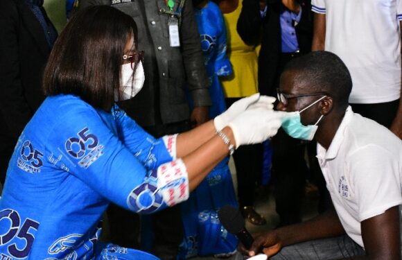 """""""I Was Blind Now I Can See"""": Deltans Testify, As Dame Okowa Leads Free Grassroots Medical Outreach"""