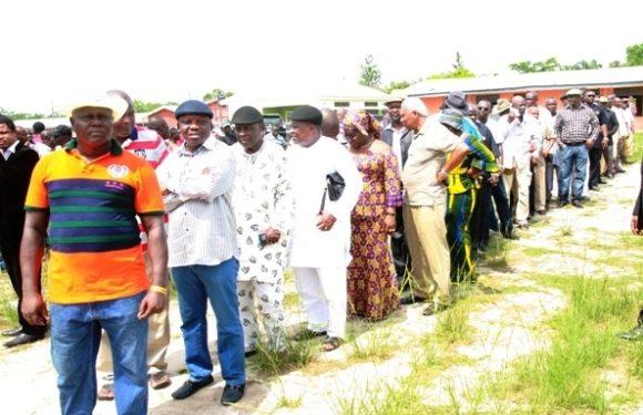 PDP Reconciliatory Efforts In Delta Is Fruitful, Says Gov. Uduaghan