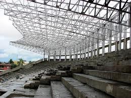 Delta Sacks Stadium Contractor, Another Gets 6-Months Deadline >>As Uduaghan Prays Against Stifling Spirits