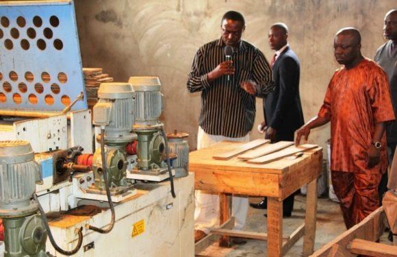 Delta: Uduaghan Seeks National Masterplan For SMEs *Commend Okpue's Industrial Prowess