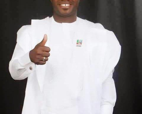 2023 Presidency: Yahaya Bello's Campaign Posters Flood Damaturu