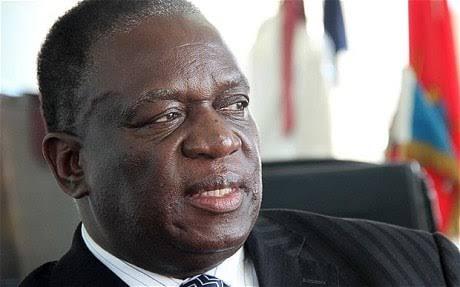 'Crocodile' Mnangagwa Sworn In As Zimbabwe President