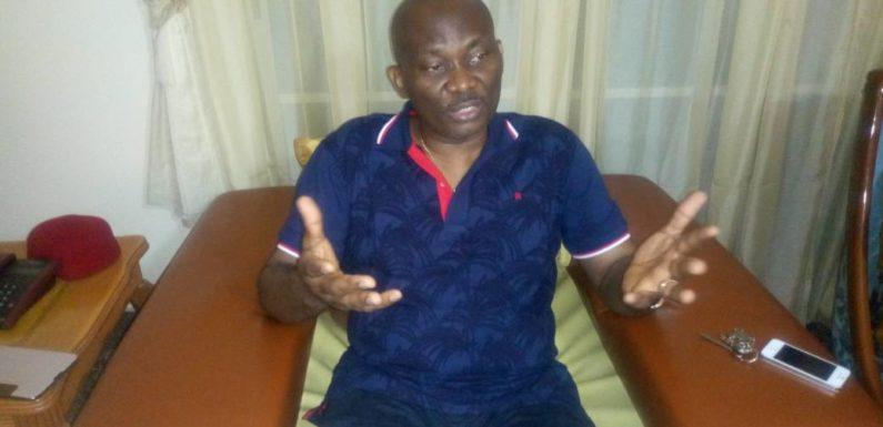I Scaled Through The 5.6billion Power Probe Due To My Penchant For Due Process —Hon. Ndudi Elumelu