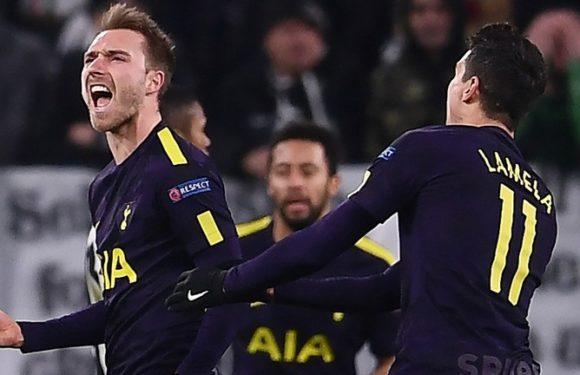 Tottenham Battle Back To Earn 2-2 Draw @ Juventus